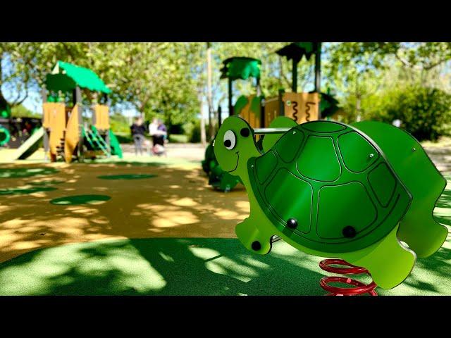 PleinBois Aménagement - Aire de jeux - Martigues - 2021