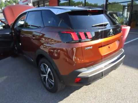 peugeot 3008 new 130 cv essence allure edition youtube. Black Bedroom Furniture Sets. Home Design Ideas