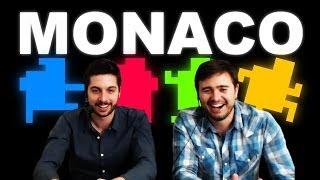 Thumbnail für MONACO - Gameplay mit Andy Schatz - Let's Play Monaco mit dem Chefentwickler