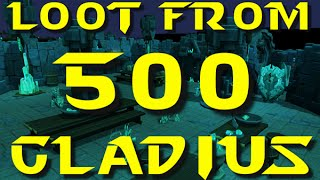 [RS] - Slayer Guide & Loot from 500 Gladius  - BEST EVER!
