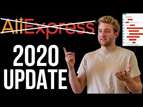"The DEATH of AliExpress & Basic ""Dropshipping"" (2019/2020 Changes)"