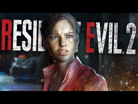 REAL PROUD MOM? | Resident Evil 2 (Remake) - Claire Part 1