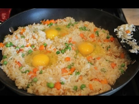 How to make egg fried rice ii village food by bachelor boys youtube how to make egg fried rice ii village food by bachelor boys ccuart Images