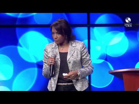 Pastora Nancy Amancio  - Congreso de Liderazgo - Es Tiempo de Despertar