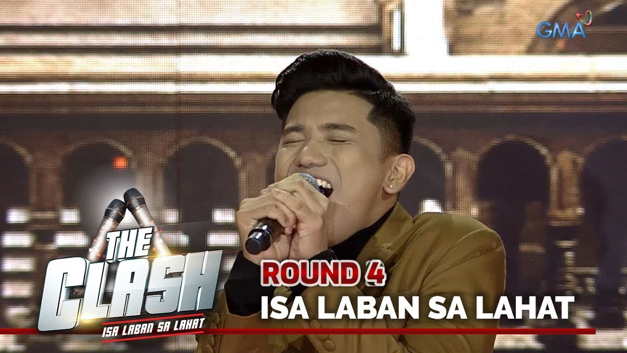 The Clash 2019: Jeremiah Tiangco performs