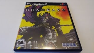 Quick Look | Gungrave (2003) PlayStation 2 HD ... Japan games, Style over Substance