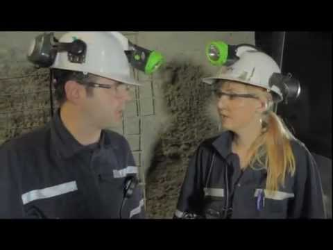 Careers in Modern Mining & Technology - Natalie