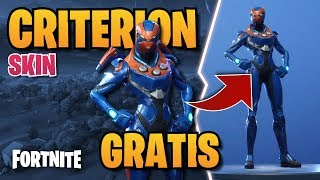 "*TRUCO* HOW TO GET A FREE SKIN? ""CRITERIA"" FORTNITE"
