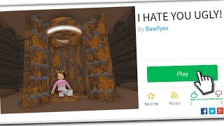 PLAYING MY ROBLOX HATE GAMES!