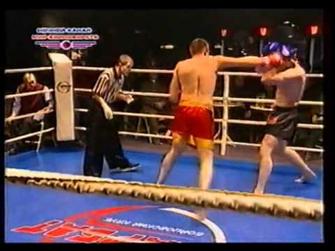 Viacheslav Datsik vs Vladimir Marinin (+ Datsik Song!) - Fight Club Arbat