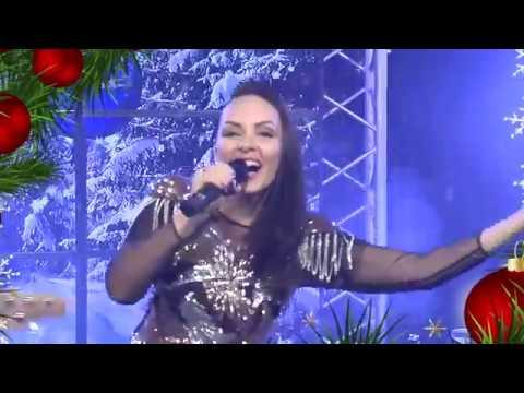 Новогодняя сказка - Катерина Красильникова (голубой огонёк телеканал Теледом)