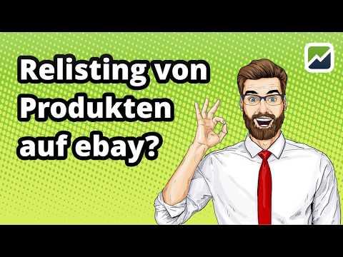 tricoma Blog - Ebay Relisting - Macht ein erneutes Listen Sinn?