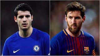 Chelsea news: Blues 'cannot stop' Lionel Messi, says Alvaro Morata