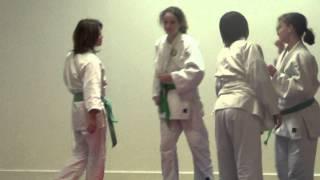 Vidéo judo benjamin-minime-cadet.JC Saint Gaultier