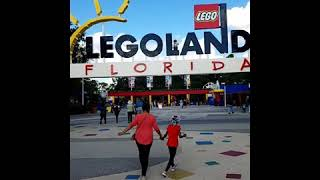 Orlando 3 Day Vacation-Day 1-Legoland/Kidz Bop Weekend