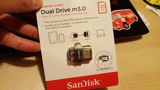 TECH REVIEW: SanDisk Ultra 128GB Dual Drive m3.0 $35
