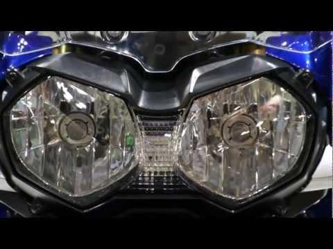 Triumph New Models 2012 Eicma - mit Tiger Explorer und Speed Triple R