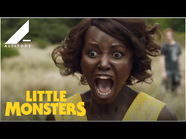 LITTLE MONSTERS - OFFICIAL TRAILER