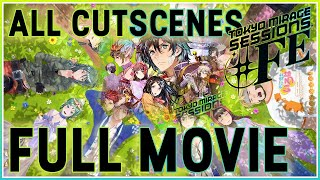 Tokyo Mirage Sessions #FE FULL MOVIE [ENGLISH] - All Cutscenes [1080P 60FPS HD]