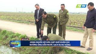 Thời sự Thái Bình 17-1-2019 - Thái Bình TV