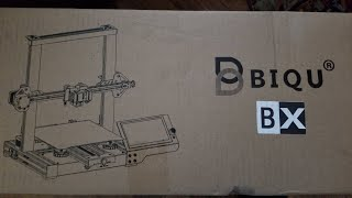Starts 2:34 - Biqu BX - 3D Printer Kickstarter - Live Build - Chris's Basement