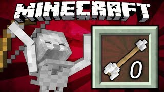 If Skeletons Ran Out Of Arrows - Minecraft