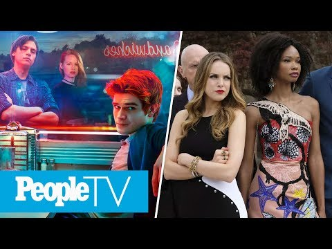 Riverdale Season 2 Living Up To The Hype? Plus Dynasty Review   BingeWorthy   Entertainment Weekly