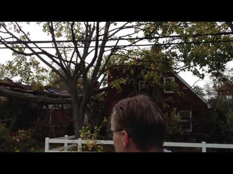 Hurricane Sandy Damage, Baldwin, NY