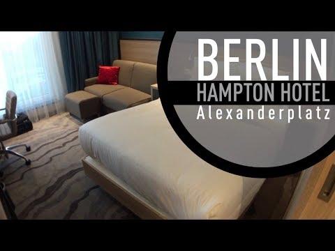 Berlin: See Inside Hampton By Hilton Alexanderplatz Guest Room