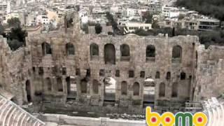Афины (Athens) - Столица Греции | Bomo Travel(Афины столица, сердце Греции, родина мировой цивилизации; город, которому мир обязан появлением демократии..., 2011-02-04T14:47:53.000Z)