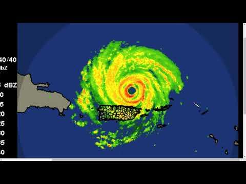 Wednesday Evening Update on Irma, Katia, and Jose