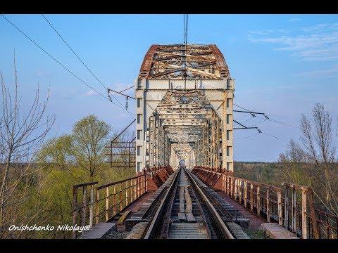 Чернобыль, Припять, Семиходский мост / Chernobyl, Pripyat,  Bridge Semikhodskii