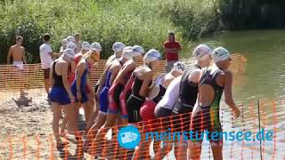 26. Stutensee Triathlon
