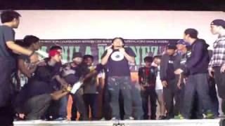 Manila Madnezz 2: Duel: Vengeance vs Young Morpheus (15th battle)