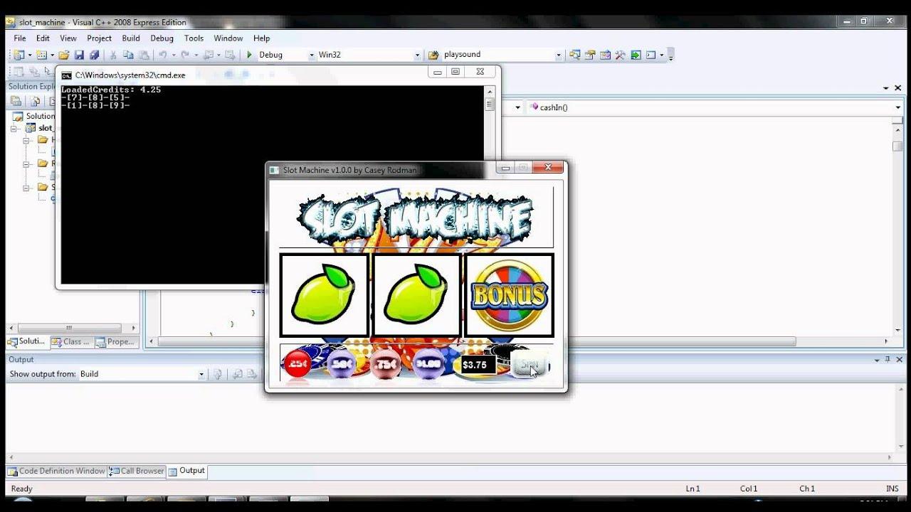 casino game using c++ - leiporemjavesto