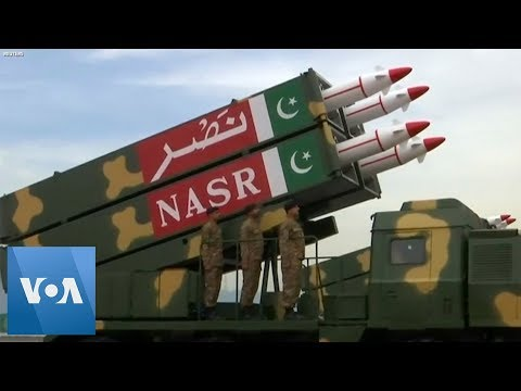 Pakistan Shows Off Military Might at Parade
