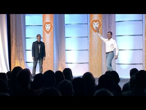 Workfront LEAP 2017 Keynotes - Alex Shootman and Joe Staples
