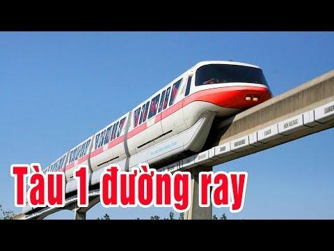 Hà nội sẽ có 3 tuyến tàu điện một ray