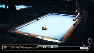 #4 - Chris ROBINSON vs Michael GLASS / 7th Annual, Cole Dickson 9-Ball Memorial Tournament