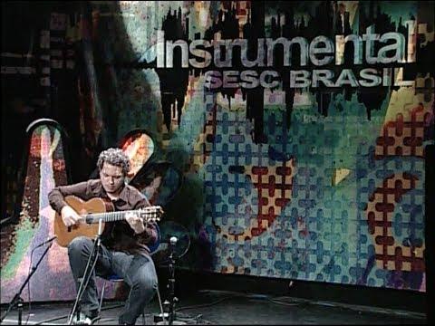 João Rabello  Programa Instrumental Sesc Brasil