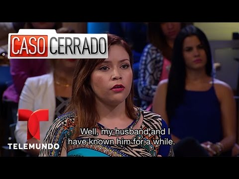 Caso Cerrado | Crossdresser Kids Party | Telemundo English