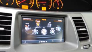 GPS магнітола Nissan Primera p12