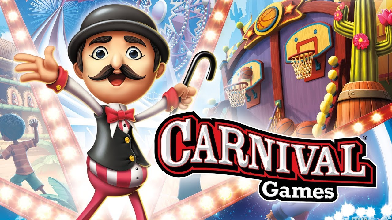 Carnival Game Worker Teaches Me How To CHEAT And Win …