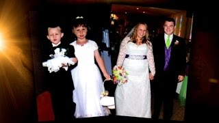 Couple Marry 17 Years After Being a Flower Girl, Ring Bearer Together
