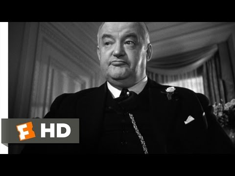 The Maltese Falcon 410 Movie   Kasper Gutman 1941 HD