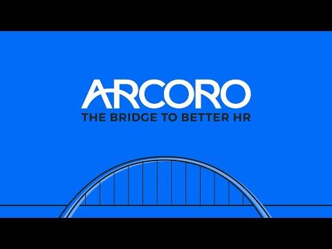Arcoro - The Bridge to Better HR