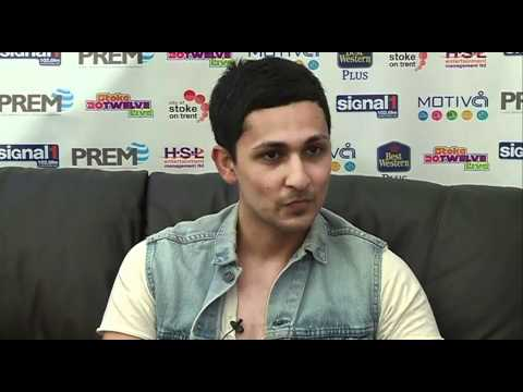 Zack Knight - Stoke 2012 Live EXCLUSIVE Interview