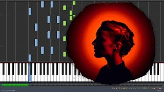 Agnes Obel - September Song (Synthesia)