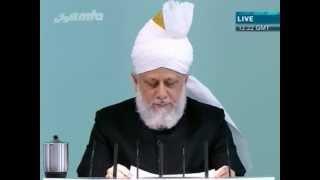 2011-06-03 Allah führt die Rechtschaffenen zur Wahrheit