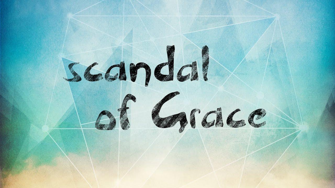 Scandal of grace hillsong lyrics and chords